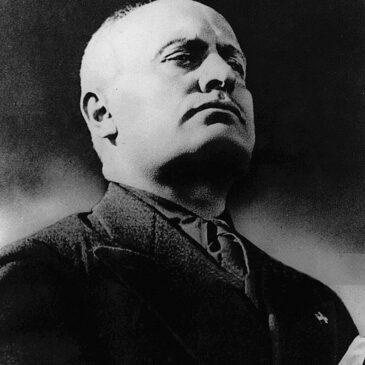 Filming 'Ben-Hur' in Mussolini's Italy
