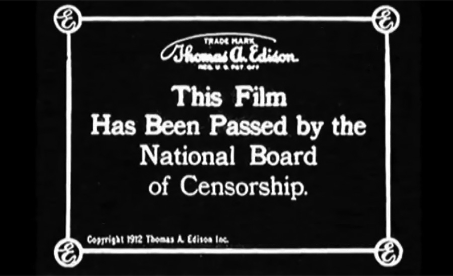 National Board of Censorship logo
