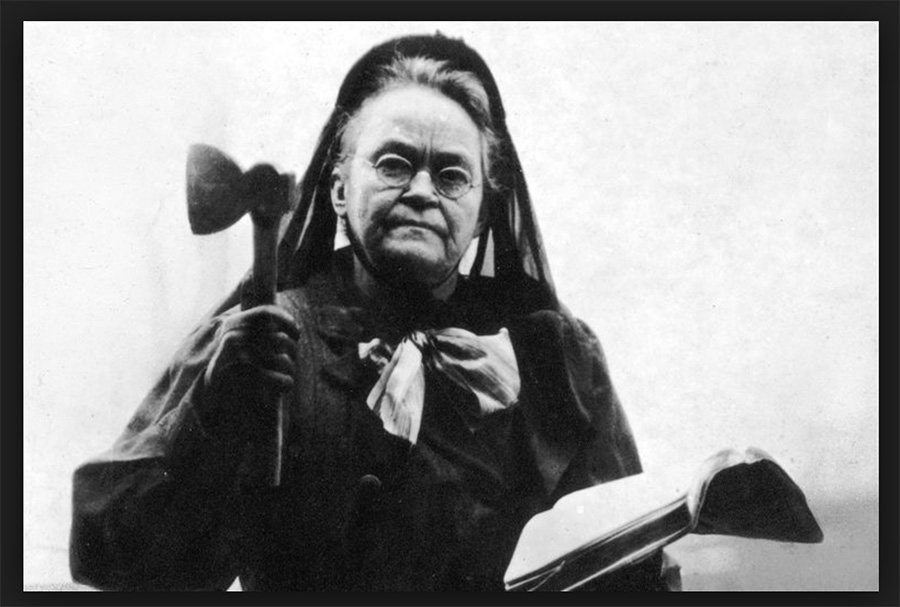 Carrie Nation pic
