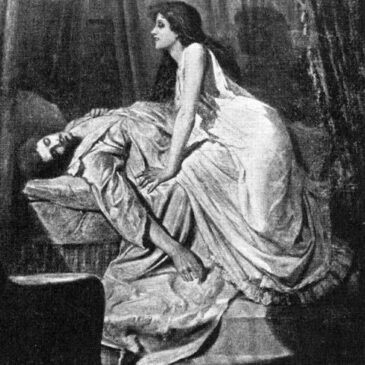 Mrs. Patrick Campbell and the Myth of the Female 'Vampire'