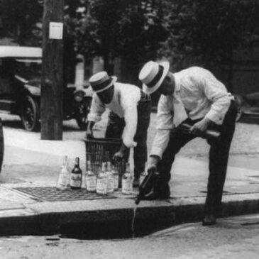 Prohibition and Early Hollywood