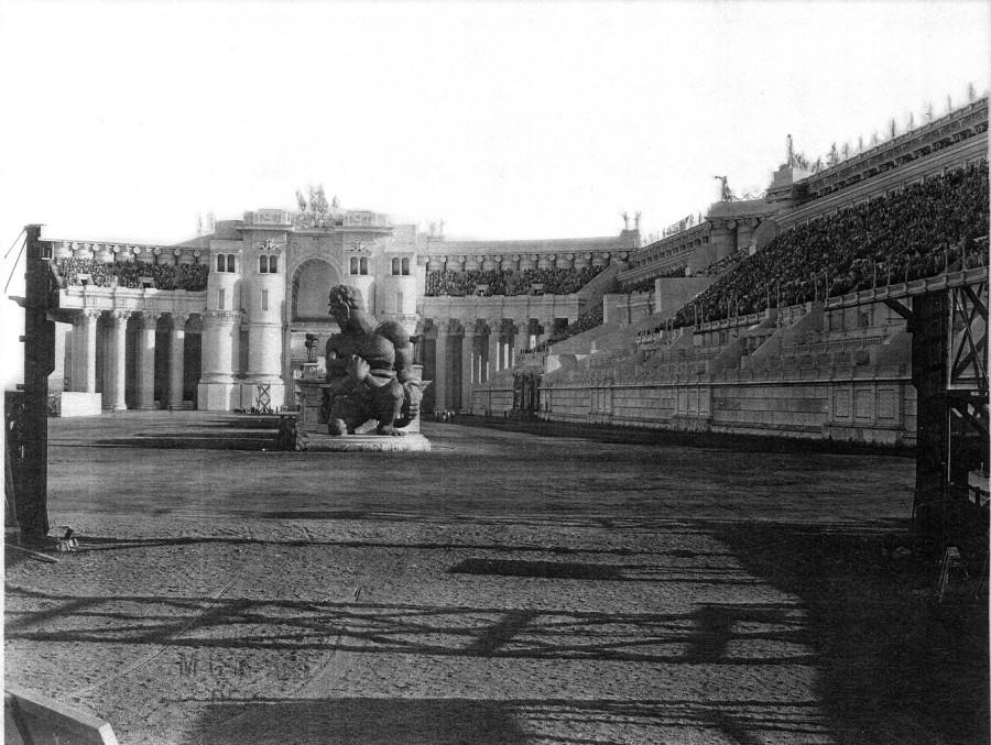 """""""Ben-Hur"""" coliseum set 02L"""
