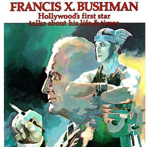 Bushman LP cover-w