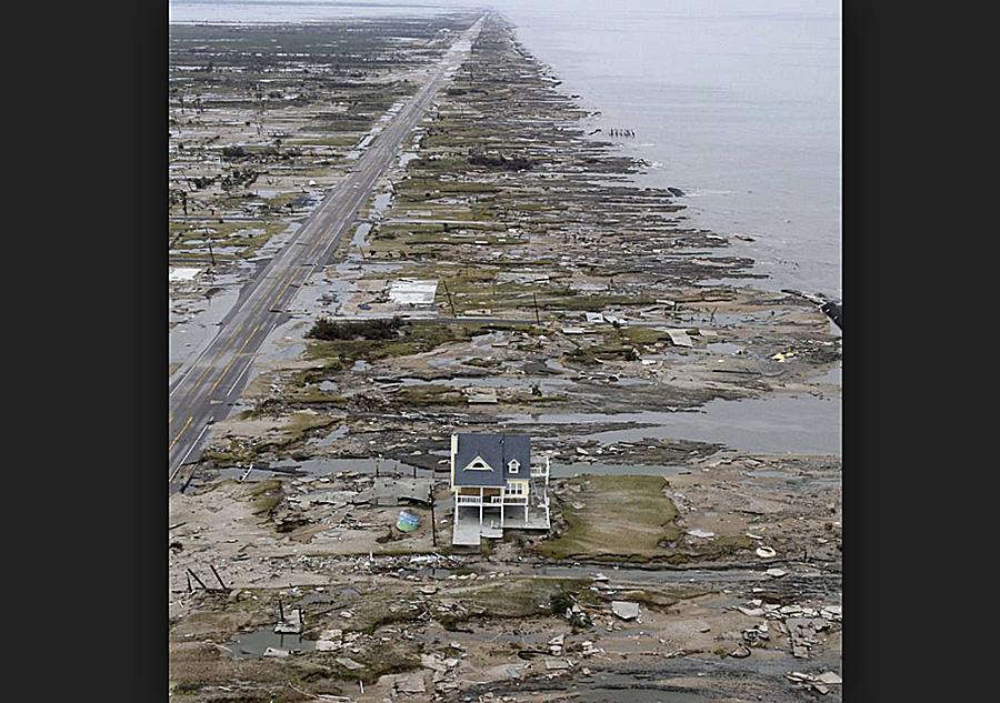 Galveston 1900 Gilchrist