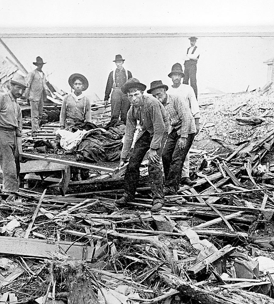 Galveston 1900 flood 2