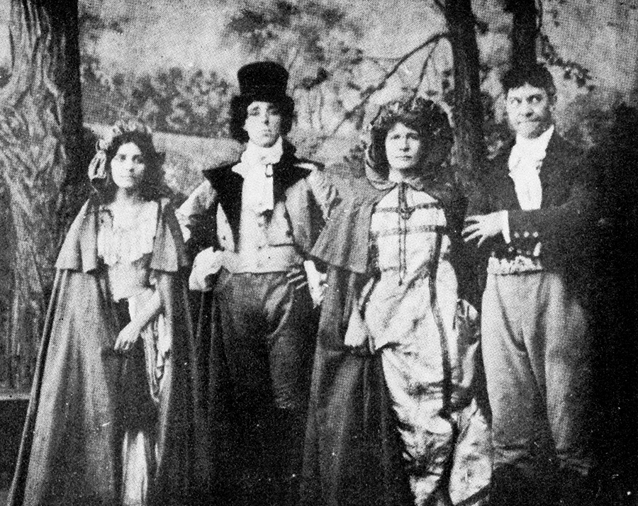 Griffith stage group