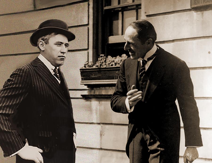 Sennett and Griffith 2